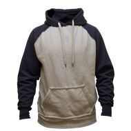 Picture of 13 - 2-Tone Pullover Hoody